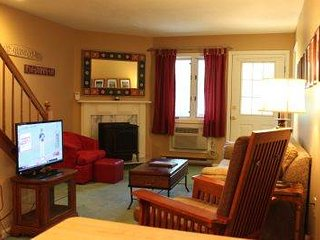 2BR multi-level condo with fireplace - 3C 335C - Lincoln vacation rentals