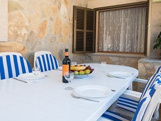 ES CANTONET - Apartment for 7 people in Colonia San Pere - Colonia Sant Pere vacation rentals