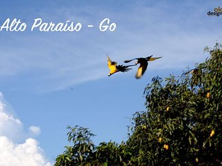 Recanto das Águias Guest'House - Alto Paraiso de Goias vacation rentals