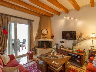 Comfortable 3 bedroom Villa in Porto Rafti - Porto Rafti vacation rentals