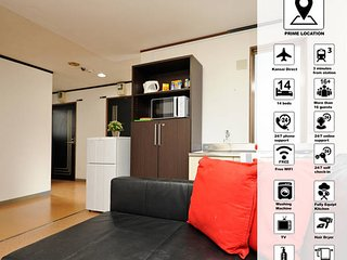 8 bedroom Apartment with Internet Access in Sakai - Sakai vacation rentals