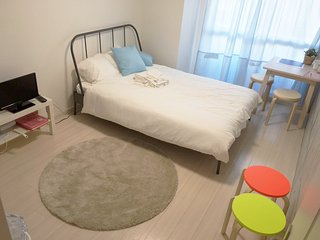 Clean APT4 convenient to Nanba,Dotonbori,USJ,Osaka - Osaka vacation rentals