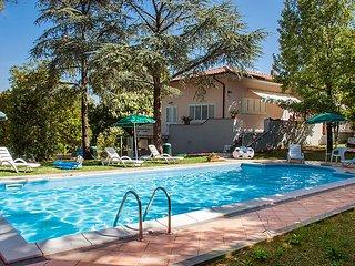 4 bedroom Villa in Castiglioncello, Costa Etrusca, Italy : ref 2214489 - Santa Luce vacation rentals