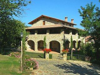 3 bedroom Apartment in Poppi Castel San Niccolo, Arezzo, Italy : ref 2215395 - Poppi vacation rentals