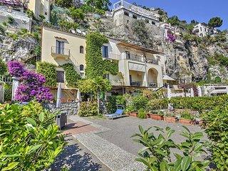 2 bedroom House with Internet Access in Positano - Positano vacation rentals