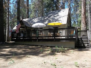 Mountain cabin in Sierras  in California - Shaver Lake vacation rentals