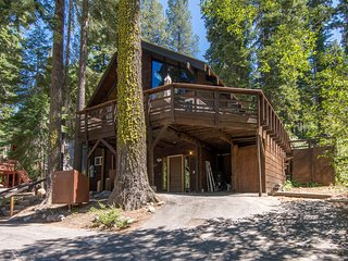 Bright House with Deck and Fireplace - Truckee vacation rentals