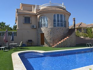 Casa Cuesta, Detached Villa, Large Private Pool - Camposol vacation rentals