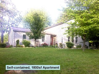 Windy Gap Furnished Rental Apartment - Hardy vacation rentals