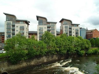 Stunning West End & Hydro Penthouse - Glasgow vacation rentals