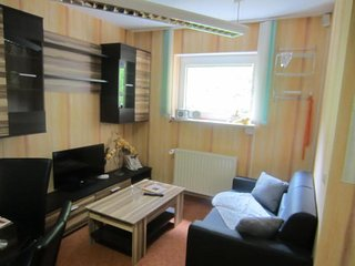 Vacation Apartment in Wernrode - 431 sqft, quiet, central, natural (# 5320) - Straussberg vacation rentals