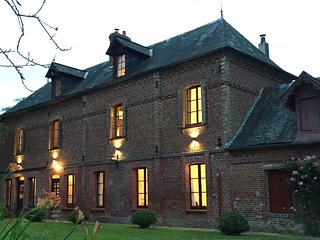 Stunning 5 bedroom French house, Normandy - Bacqueville-en-Caux vacation rentals