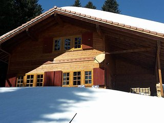 2 bedroom Chalet with Parking in La Lecherette - La Lecherette vacation rentals