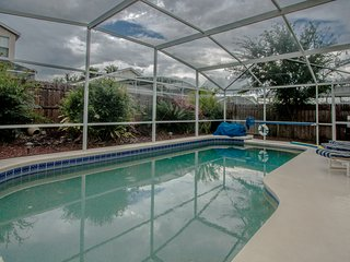 4 Bedroom Private Pool Home with Game Room (HL520) - Davenport vacation rentals
