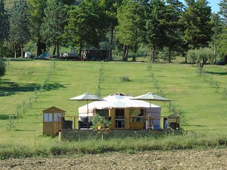 Nice Yurt with Internet Access and A/C - Catignano vacation rentals
