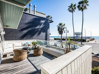 Luxury Private Home  on the Sand in Venice Beach - Venice Beach vacation rentals