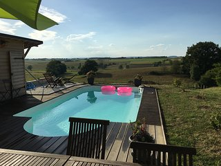 Gorgeous Gite in Vesoul with Shared Outdoor Pool, sleeps 3 - Vesoul vacation rentals