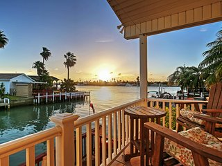 NEW! 2BR Port Isabel Cottage w/Waterway Views! - Port Isabel vacation rentals