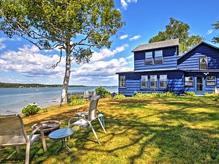 3BR Atlantic Blue Cottage in Harpswell! - Harpswell vacation rentals