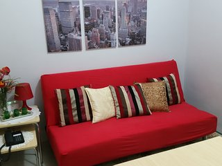 Furnished Condo Beside Mall G949 - Quezon City vacation rentals