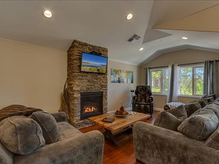 Tahoe Woods Oasis - Walk to Heavenly/Lake/Casinos, Massage Chair, Two Master - South Lake Tahoe vacation rentals