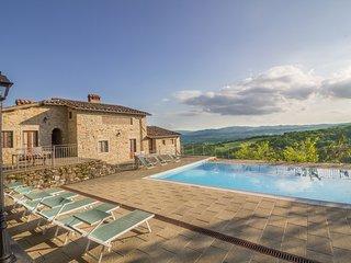 Cungi, Villa con piscina privata - Sansepolcro vacation rentals