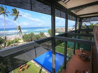 7/8 bedroom luxury beach villa, fully staffed including chefs and Exclusive - Koggala vacation rentals