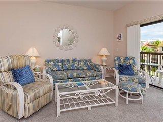 Ocean Village Club R34, 2 Bedrooms,  2 Pools, WiFi, Sleeps 6 - Saint Augustine Beach vacation rentals