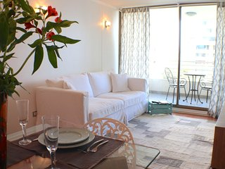 Chic, modern, centrally located, 2 blks to beach - Vina del Mar vacation rentals