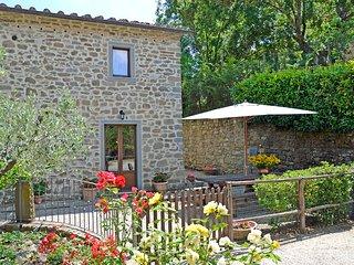 Sunny Villa with Shared Outdoor Pool and Television - Teverina di Cortona vacation rentals