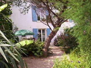 maison rénovée du 17° siècle avec jardin  exotique - Fontenay-le-Comte vacation rentals
