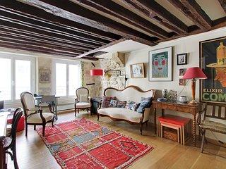 1 bedroom heart Paris Palais Royal P0177 - Paris vacation rentals