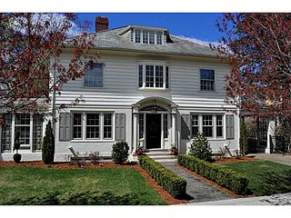Stately Historic home situated on spacious grounds - Providence vacation rentals