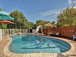 North Austin Backyard Oasis with Pool, Hot Tub and Outdoor Kitchen - Austin vacation rentals