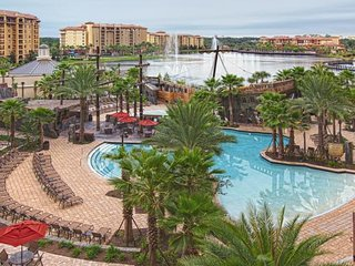 Wyndham Bonnet Creek2 bedroom condo - Orlando vacation rentals