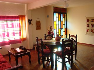 Beautiful 3 bedroom Bed and Breakfast in Oaxaca with Internet Access - Oaxaca vacation rentals