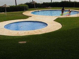 Marbellamar beachside apartment - Sitio de Calahonda vacation rentals