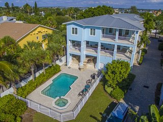 5 bedroom House with Internet Access in Indian Rocks Beach - Indian Rocks Beach vacation rentals