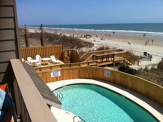Ocean Front Condo for Rent by Owner - Garden City vacation rentals