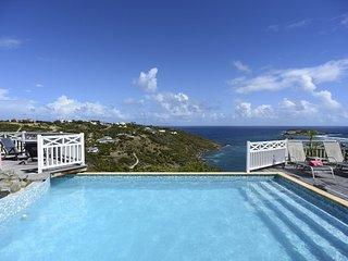 Sensational 4 Bedroom Villa in Marigot - Marigot vacation rentals