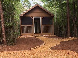 Little River Refuge - New Tiny Cabin - Mentone vacation rentals