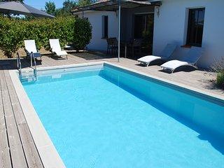 Villa récente au calme avec piscine chauffée - Gigouzac vacation rentals