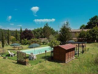 3 bedroom Villa in Todi, Umbria, Italy : ref 2283811 - Sismano vacation rentals