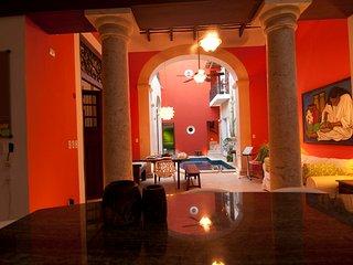 Casa Maclobia A Colonial Gem in Santa Ana - Merida vacation rentals