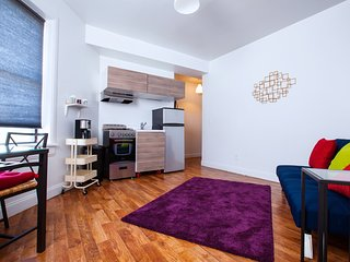 1Bedroom Apartment 7mins to New York City - Jersey City vacation rentals