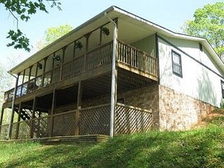 Bear Paw Ridge- Ocoee river area rentals - Turtletown vacation rentals