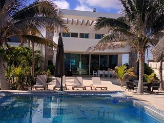 Perfect 5 bedroom Chicxulub House with Internet Access - Chicxulub vacation rentals