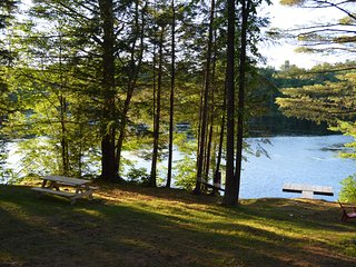 Waterfront Home on Wilson lake in Western Maine - Wilton vacation rentals