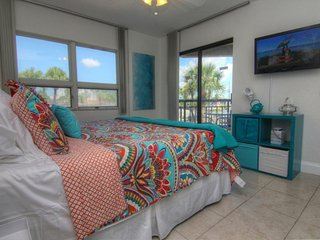 Lovely Condo with Internet Access and Balcony - Saint Pete Beach vacation rentals