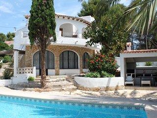 Aldebarán - Costa Blanca holiday rental with private pool - Moraira vacation rentals